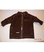 Baby boy Brown jacket 3-6 month Kenneth Cole Reaction - $73.36