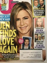 US WEEKLY MAGAZINE July 16 2018 Jen Finds Love Again Emily Blunt John Kr... - $3.76