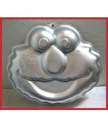 Wilton 2002 Elmo Cake Pan Sesame Street Monster - $9.99