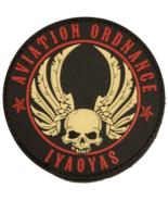 US Navy Aviation Ordnance IYAOYAS PVC Patch   - $15.83