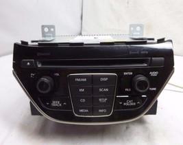 13 2013  Hyundai Genesis Radio Cd Player Mp3 Player 96180-2M117YHG Y821 - $48.51