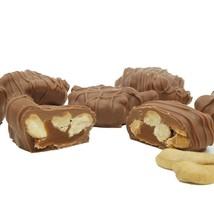 Philadelphia Candies Cashettes (Caramel Cashew Clusters), Milk Chocolate 1 Pound - $23.71