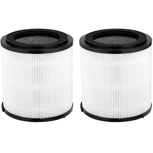 Dista Filter - Replacement 4-in-1 True HEPA Filter Compatible with SilverOnyx 5-