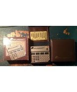 Eagle Scoremaster Vintage Golf Calculator 1981 - $24.50