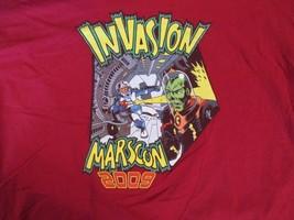 Invasion Marscom 2009 T Shirt Size 2XL - $2.99