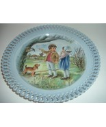 Bing & Grondahl Promise of Spring Seasons Remembered Plate Signed - $14.99