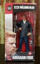 """The Walking Dead McFarlane Toys Abraham Ford 7"""" Color Tops #7 Action Figure - $14.03"""