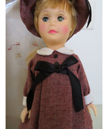 "Vintage doll effanbee four seasons Collection Autumn 15"" in box - $29.00"