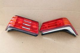 90-95 Mercedes W129 R129 500 500sl SL320 S500 Tail Light Lamps Set R&L image 6