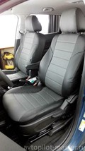 Audi A3 (8V) Sd/Hb  SEAT COVERS PERFORATED LEATHERETTE  - $173.25