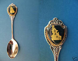 IDAHO Souvenir Collector Spoon Collectible STATE - $4.95