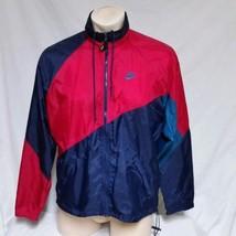 VTG Nike Windbreaker Jacket Grey Tag Coat Colorblock Air Jordan ACG Agas... - $69.99