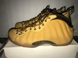 "Nike Foamposite 1 Premium ""Wheat""  Size 11 Deadstock - $349.00"