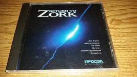 NEW SEALED Return to Zork (Jewel Case) [CD-ROM] Windows PC DOS fast ship... - $6.48