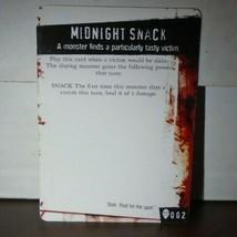 Midnight Snack 002 Plot Twist Horrorclix - $0.99