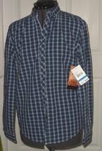 LEE BOY'S  SHIRT SIZE XL BLUE PLAID MSRP:$34.00 NWT - $15.98