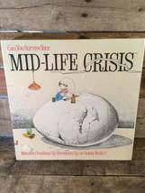Puedes Survive Medio Life Crisis Juego de Mesa Nuevo 1982 Vintage - $10.41