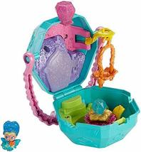 Fisher-Price Shimmer and Shine Teenie Genies Flower Sprites On The Go Pl... - $14.80