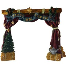 Boyds Bears, Nativity, The Stage / Creche, PRISTINE - $25.95