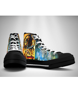 Xena Warrior Princess Canvas Sneakers Shoes - $29.99