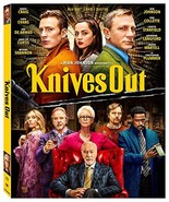 Knives Out (Blu-ray + DVD + Digital) - $22.95