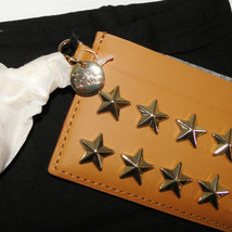 ZAC ZAC POSEN STAR STUDDED LANYARD CARD CASE image 2