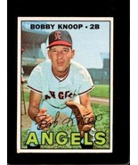 1967 TOPPS #175 BOBBY KNOOP VG+ ANGELS  *X01465 - $1.73