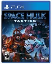 Space Hulk: Tactics - PlayStation 4 Disc - $30.17