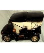 McCoy Cookie Jar Touring Car 1960s - $37.99