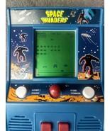 Retro Old School Gaming 2016 Space Invaders Mini Arcade Machine works gr... - $12.99