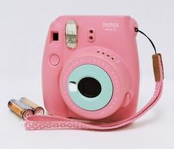 Fujifilm Instax Mini 9 Instant Camera - Flamingo Pink - $31.99