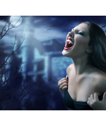 Become A Vampire Powerful Transformation Be Free From The Binds and Impr... - $50.00