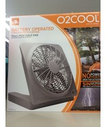 "O2 COOL 10"" Battery Operated Portable Fan - $42.99"
