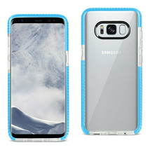 New REIKO SAMSUNG GALAXY S8 EDGE/ S8 PLUS SOFT TRANSPARENT TPU CASE IN C... - $14.29