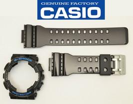 Casio G-Shock Protection GA-110HC GA110HC Watch Band &  Bezel Black Shin... - $79.95