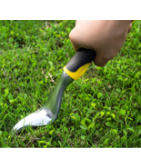 JXZS Home puller weeder root extractor gardening tool root loosening fork - $9.99