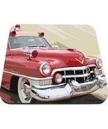 old cadillac ambulance car mouse pad usa made - $18.99