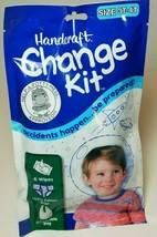 Handcraft Change Kit Toddler Boy Size 3T-4T Travel Potty Training School... - $9.85