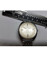 1960's steel case HAMILTON DATELINE A-576 RUNS AND STOPS FOR REPAIR OR P... - $195.00