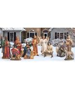 12-Piece Outdoor Nativity Set - $829.95