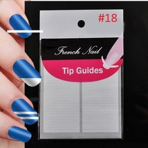 AAA:  10 PCS of  # 18Stickers For Nail Art w/Free 1 Roll Striping Tape Line Nail - $3.87
