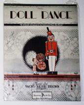 Vintage Sheet Music ~ DOLL DANCE ~ © 1926 - $12.99