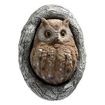 Design Toscano Knothole Owl Tree Sculpture (Single) - $31.73