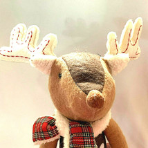"""Pottery Barn Kids Rudolph The Red Nosed Reindeer Hearth Decor Plush 20"""" - $84.15"""