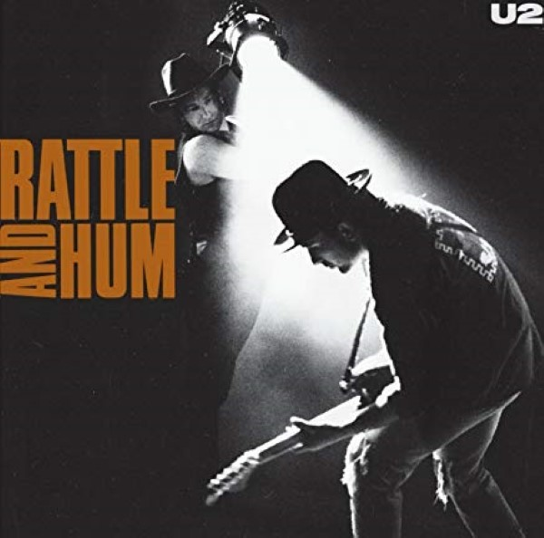 Rattle And Hum by U2 Cd