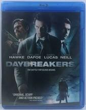 Daybreakers (Blu-ray Disc, 2010) Ethan Hawke Willem Dafoe Sam Neill Isab... - $5.65