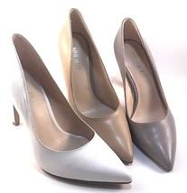 Nine West Tatiana Leather Pointy Stiletto Pumps Choose Sz/Color - $79.00