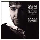 Brahms Violin Concerto Nigel Kennedy CD Tennestedt David Theodore Columbia House