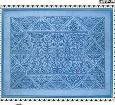 Cirque des Triangles cross stitch chart Ink Circles - $14.40
