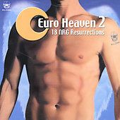 Euro Heaven Vol 2 CD 18 trx hi-nrg gay disco house dance Kate Bush cover Klone